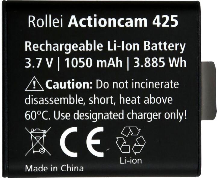 Rollei náhradní baterie pro kamery AC 425, 426 a 430