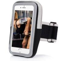 "Forever pouzdro na ruku Zipper pro smartphone 6.0"", černá - GSM034079"