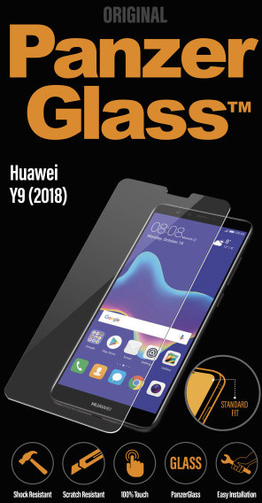PanzerGlass Standard pro Huawei Y9 (2018)