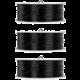 Verbatim tisková struna (filament), PLA, 1,75mm, 3x1kg, černá  + Voucher až na 3 měsíce HBO GO jako dárek (max 1 ks na objednávku)