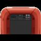 Sony GTK-XB60, červená