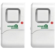 iGET HOMEGUARD HGWDA522 - minialarm s detekcí vibrací, set 2ks - 75020501