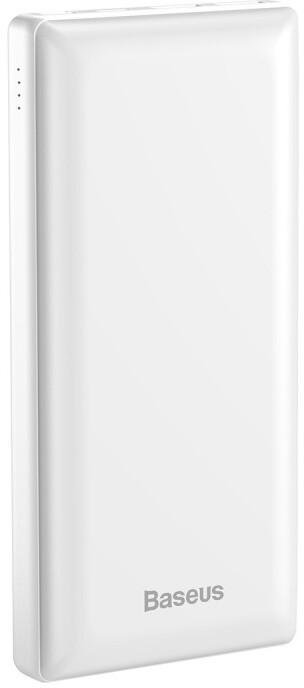 Baseus Mini JA rychlonabíjecí Powerbanka (3A) (30000mAh), bílá