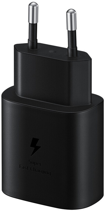 Samsung EP-TA800XB Ultra-Fast Charge 25W, černá
