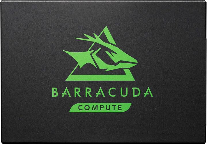 "Seagate BarraCuda 120, 2,5"" - 250GB"
