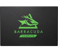 """Seagate BarraCuda 120, 2,5"""" - 250GB - ZA250CM1A003"""