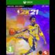 NBA 2K21 - Mamba Forever Edition (Xbox ONE)  + O2 TV s balíčky HBO a Sport Pack na 2 měsíce (max. 1x na objednávku)