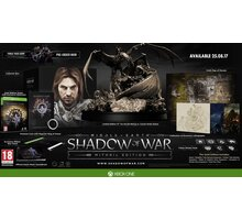 Middle-Earth: Shadow of War - Mithril Edition (Xbox ONE)
