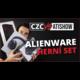 Trojka s ufonama - Herní set Dell Alienware | CZC vs AtiShow #38
