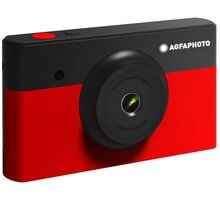 AGFA Photo Realipix Mini S, červená - AMS23RD