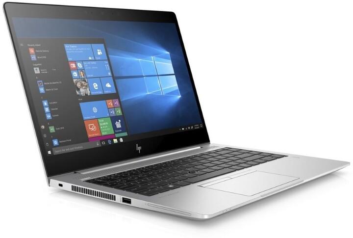 HP EliteBook 840 G6, stříbrná