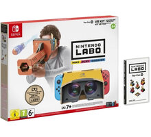 Nintendo Labo VR Kit - Starter Set + Blaster (SWITCH) - NSS508