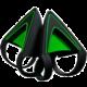 Razer Kraken kočičí uši, zelené  + Nakupte alespoň za 2 000 Kč a získejte 100Kč slevový kód na LEGO (kombinovatelný, max. 1ks/objednávku)