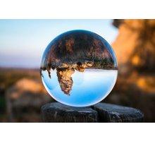 GGS Larmor křišťálová koule pro kreativní focení 60mm