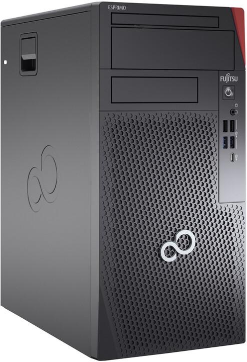 Fujitsu Esprimo P7010, černá