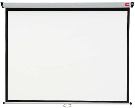 NOBO Nástěnné projekční plátno, 200x151cm (4:3)