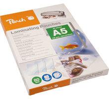 Peach laminovací fólie A5, 80mic, 100ks - PP580-03
