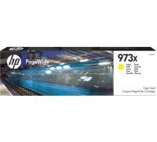 HP F6T83AE č.973X, žlutá