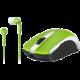 Genius set  MH-8100, zelená