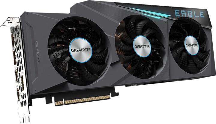 GIGABYTE GeForce RTX 3080 EAGLE OC 10G,10GB GDDR6X