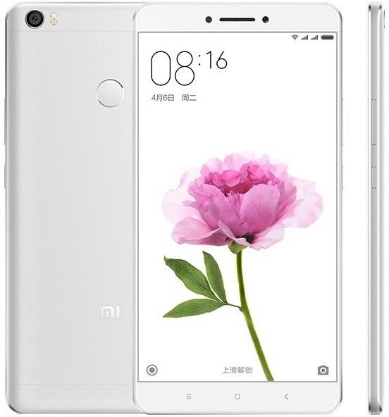 Xiaomi Mi Max - 16GB, LTE, stříbrná