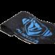 E-Blue Auroza, XL, herní, látková, černo-modrá
