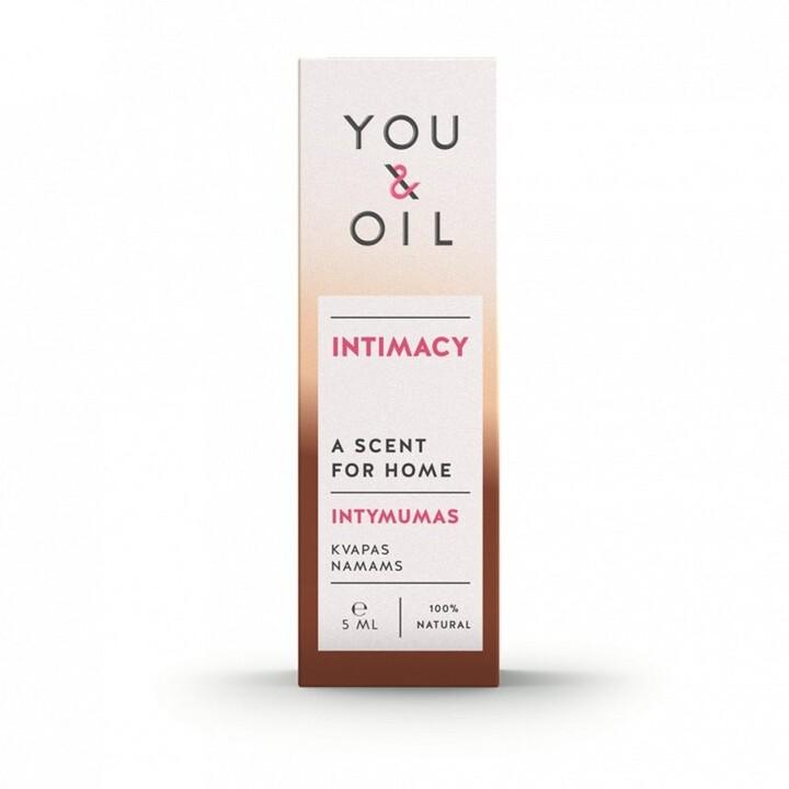 Vůně do bytu You & Oil, intimita, aromaterapeutický účinek, 5 ml