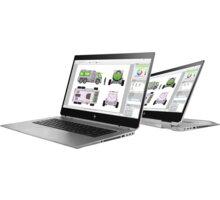 HP ZBook 15 Studio X360 G5, stříbrná
