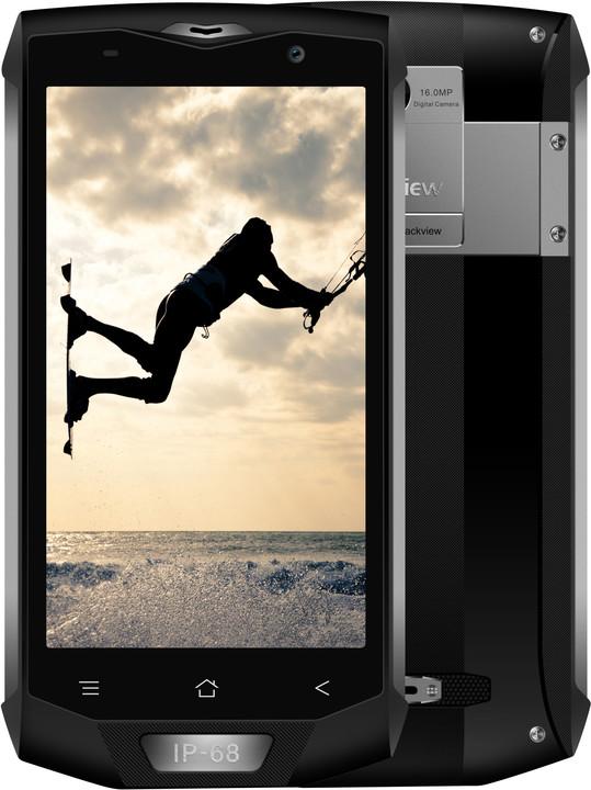 iGET BLACKVIEW GBV8000 Pro, 6GB/64GB, Dual SIM, titan
