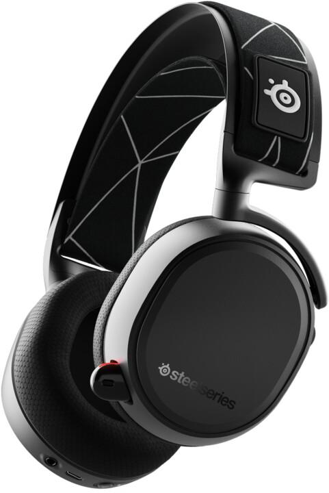 SteelSeries Arctis 9, černá