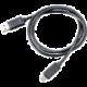 Akasa SuperSpeed+ USB 3.1, Type-C na Type-A, 100cm, černá