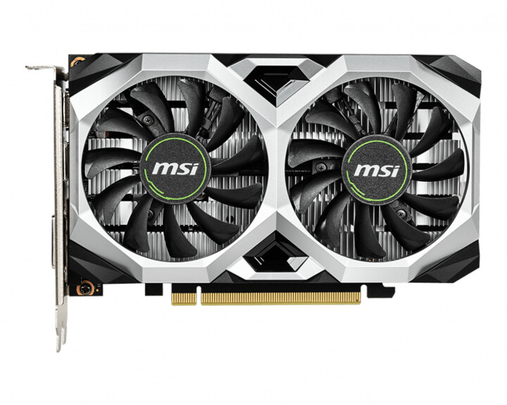 MSI GeForce GTX 1650 VENTUS XS D6 4G, 4GB GDDR6