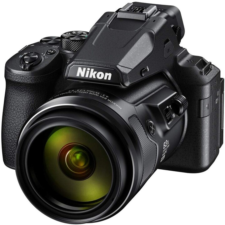 Nikon Coolpix P950, černá