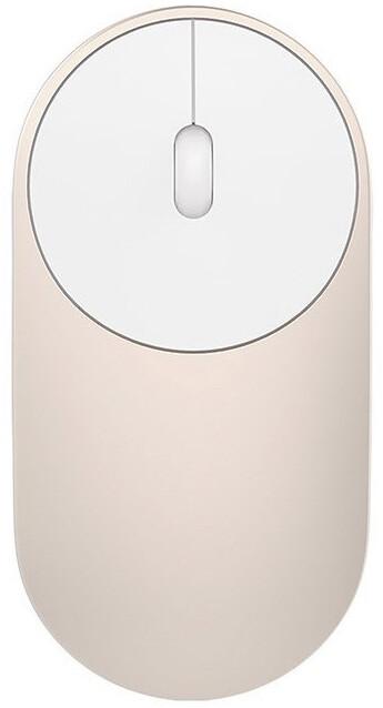 Xiaomi Mi Portable Mouse, zlatá