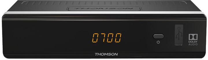 Thomson THT 712, DVB-T2, černý