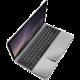 KMP ochranná samolepka pro 12'' MacBook, 2015, šedá
