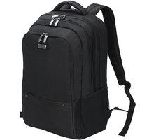 """DICOTA Eco Backpack SELECT - Batoh na notebook - 15"""" - 17.3"""" - černá - D31637"""