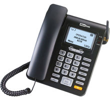 Maximobil MM28D, stolní telefon na SIM MTOSJBMM28