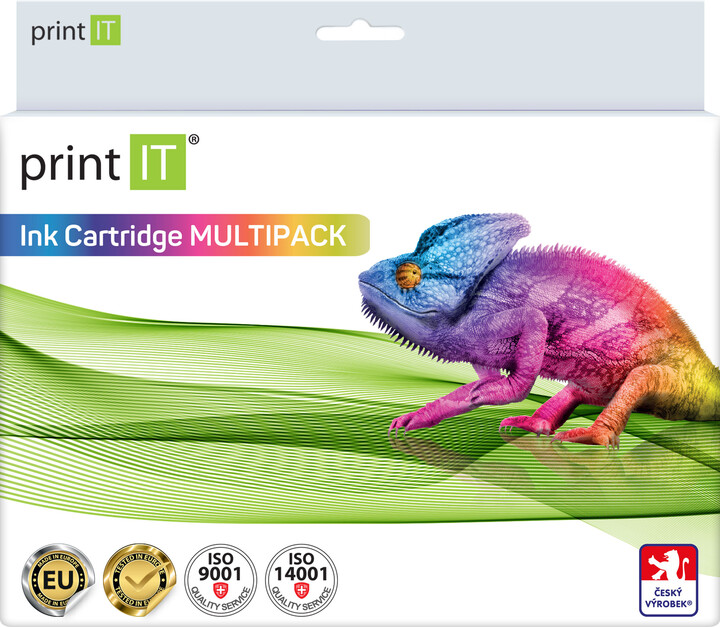 PRINT IT alternativní Epson sada T7891,T7892,T7893,T7894 XXL 2xBk/C/M/Y