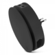 USBEPower AERO Power Hub charger 2USB/2plugs, černá