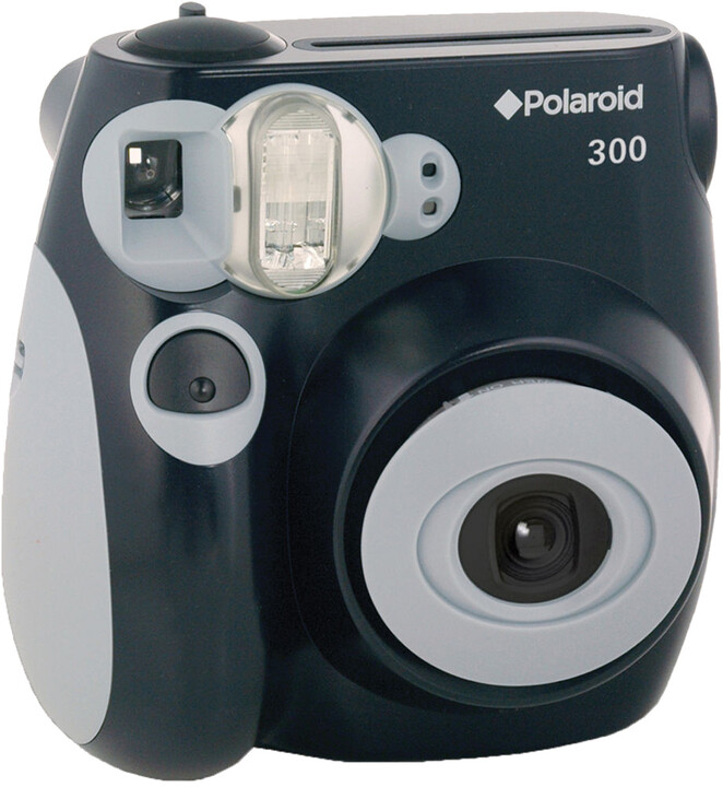 Polaroid PIC-300 Instant, černá