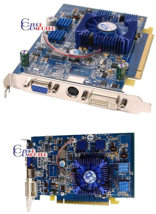 Sapphire Atlantis ATI Radeon X700 Pro Advantage 256MB, PCI-E