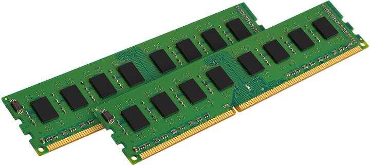 Kingston Value 16 (2x8GB) DDR3 1333 CL9