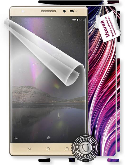 ScreenShield fólie na displej pro LENOVO PHAB2 Pro + skin voucher
