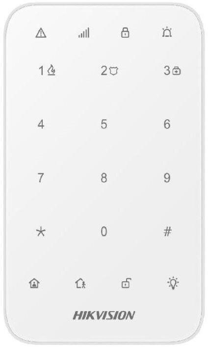 Hikvision AX PRO Bezdrátová klávesnice DS-PK1-E-WE