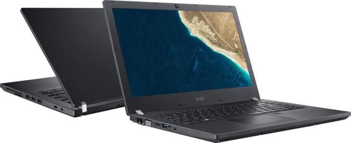 Acer TravelMate P4 (TMP449-G2-M-39AW), černá