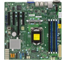SuperMicro X11SSM-F - Intel C236 MBD-X11SSM-F-O