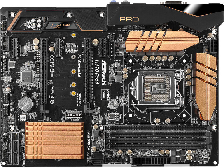 ASRock H170 Pro4 - Intel H170