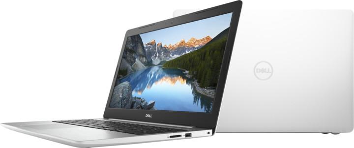 Dell Inspiron 15 (5570), bílá