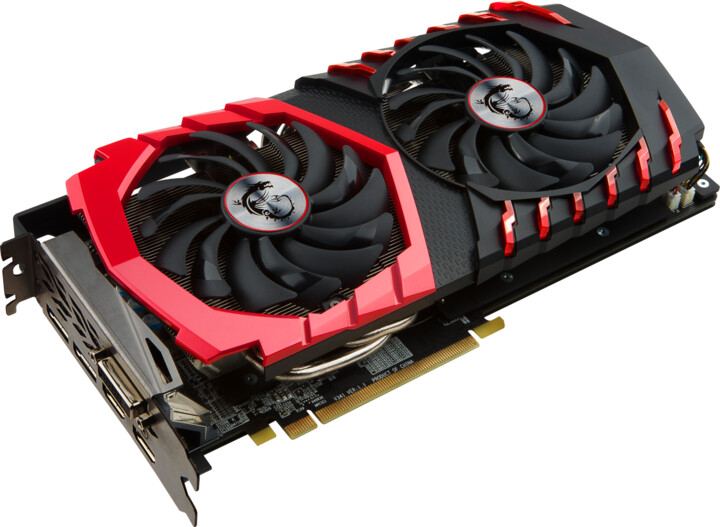 MSI Radeon RX 480 GAMING X 8G, 8GB GDDR5